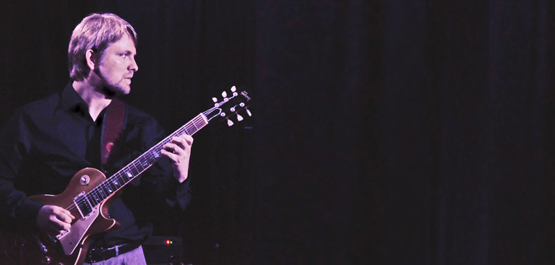 Alex Hearn guitarist