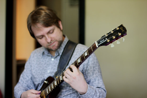 Alex Hearn guitar tutor